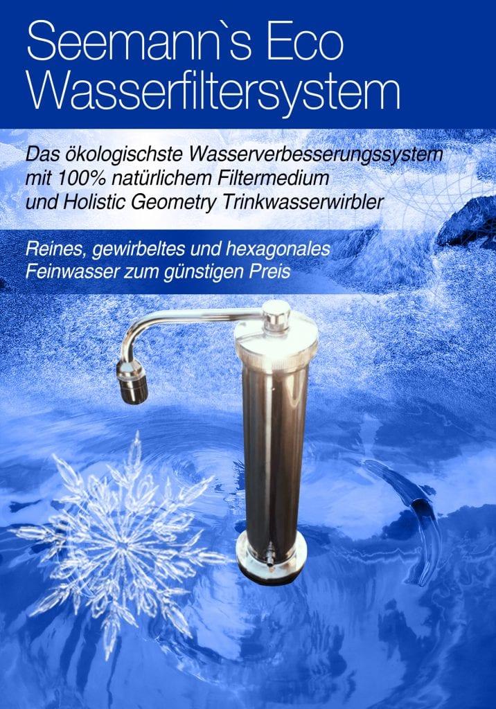 Trinkwasser Filtersysteme Hardware - Seemann`s Eco Wasserfiltersystem
